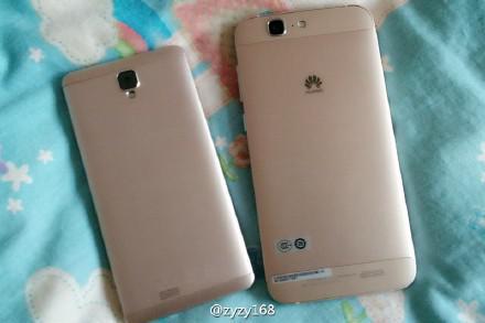 De premières photos du Huawei Ascend Mate 7 Mini, avec un lecteur d'empreintes