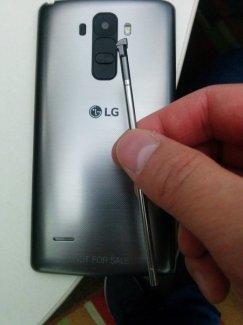 LG préparerait bien un nouveau LG Stylus