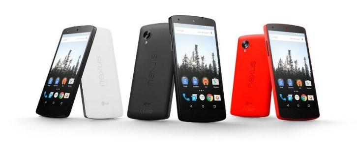 C'est terminé, Google met un terme à la commercialisation du Nexus 5