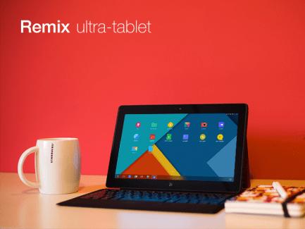 Sur Kickstarter, la Remix veut se faire aussi grosse que la Surface
