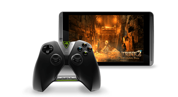 Android 5.1.1 Lollipop arrive sur la Nvidia Shield Tablet