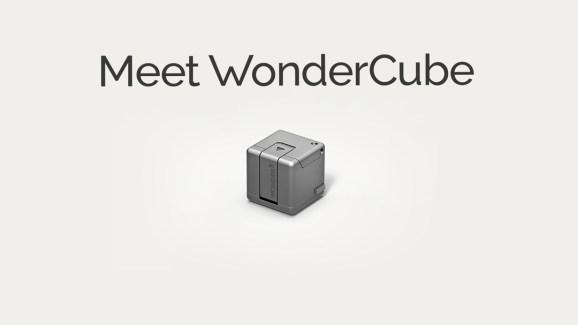Wondercube : le parfait petit ami du smartphone ?