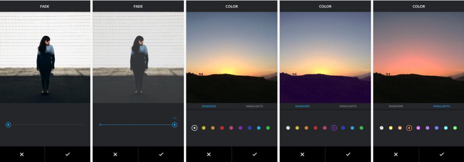 Instagram se met à jour pour les artistes en herbe