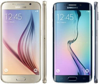 Samsung Galaxy S6 edge : 50 % des ventes de S6 ?