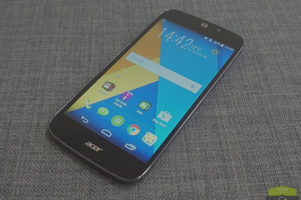 Test de l'Acer Liquid Jade Z, une version light peut-elle conserver de la saveur ?