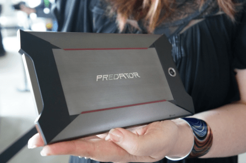 Acer Predator Tablet : une tablette gamer sous Android