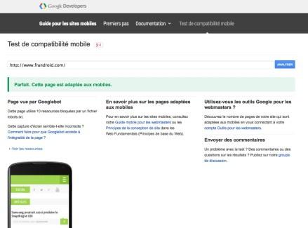 «Mobilegeddon» : Google va maintenant privilégier les sites web adaptés à l'affichage sur mobile