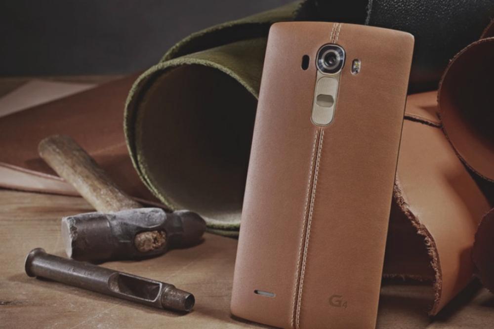 LG G4 : tout ce que l'on sait sur le prochain flagship coréen
