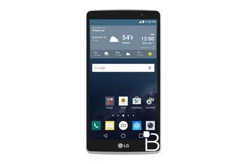 Le LG Stylus se montre dans un premier rendu presse
