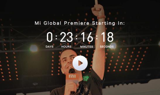 Xiaomi diffusera en direct sa conférence du 23 avril