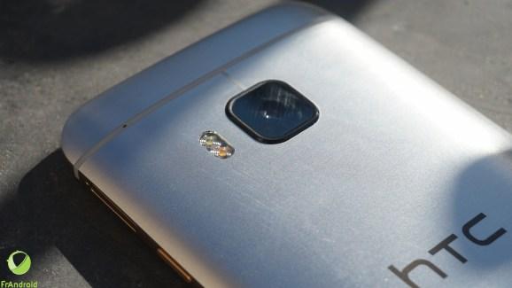 HTC ajoute le support du RAW à l'appareil photo du One M9