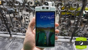Test du Oppo N3 : un module photo pour se...