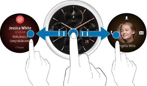 Samsung Gear A : le constructeur confirme la présence d'une bague rotative autour de son écran