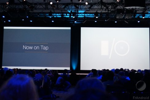 Google Now on Tap, une longueur d'avance sur la concurrence