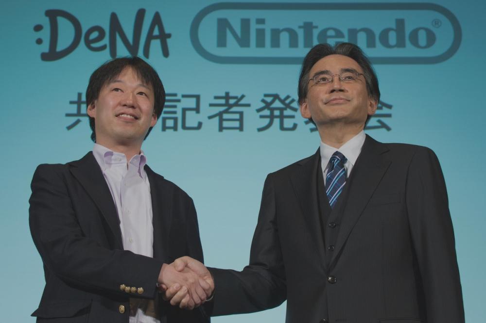 Nintendo s'apprête à sortir son premier jeu mobile sur smartphone