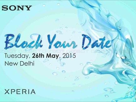 Sony misera-t-il sur le Xperia M4 Aqua pour séduire l'Inde ?