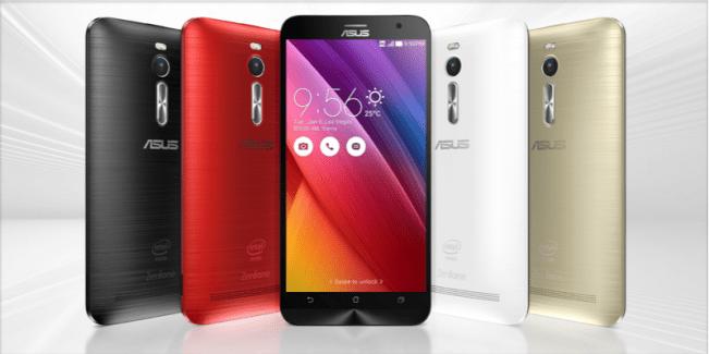 Bon plan : Asus Zenfone 2 (ZE550ML) à 199 euros avec 65 euros en bons d'achats