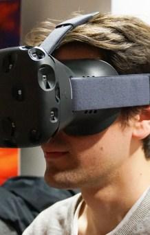 Réalité virtuelle : On a essayé le HTC Vive...