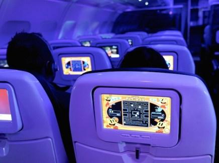 Virgin America teste des tablettes sous Android pour ses avions