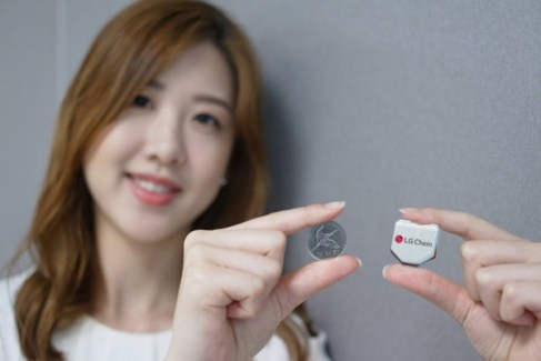 Avec sa batterie hexagonale, LG compte améliorer l'autonomie des montres rondes