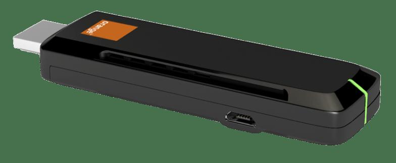 La Clé TV d'Orange n'est pas compatible avec les applications Chromecast