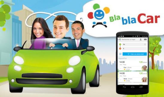 Avec l'application BlaBlaCar, voyagez l'esprit léger sans vous ruiner