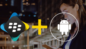 BlackBerry et Google vont travailler main dans la...