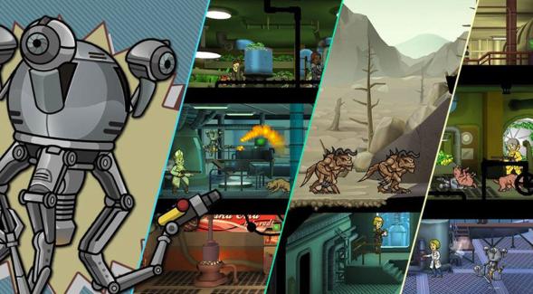 Fallout Shelter sur Android, la date de lancement est fixée