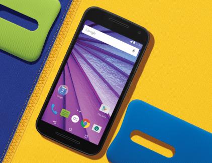 Motorola promet des mises à jour encore plus rapides sur ses nouveaux Moto X