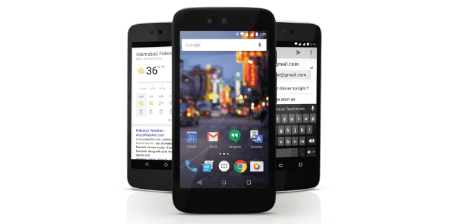 Google lance Android One au Pakistan