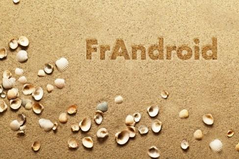 FrAndroid part en vacances avec vous !