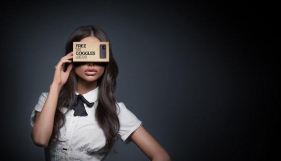 Un site pornographique spécialisé en réalité virtuelle offre des Google Cardboard