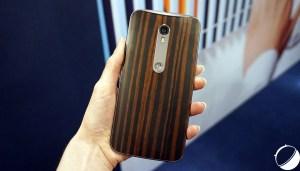 Prise en main du Motorola Moto X Style, dans...