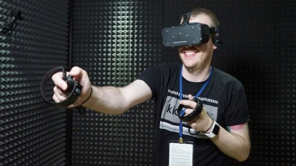 Vos mains feront bientôt partie de vos jeux virtuels avec l'Oculus Rift