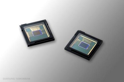Samsung lance la production de masse de son nouveau capteur photo ultra fin