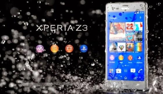 Bon plan : Le Sony Xperia Z3 est disponible à 459,90 euros