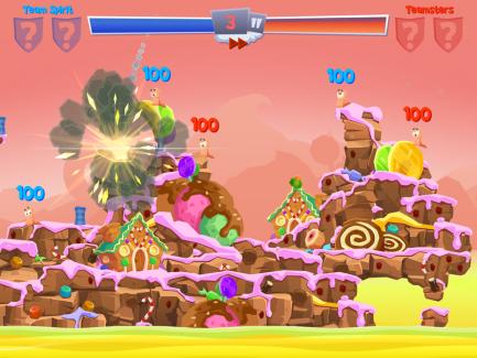 Worms 4 prépare son arrivée sur les mobiles