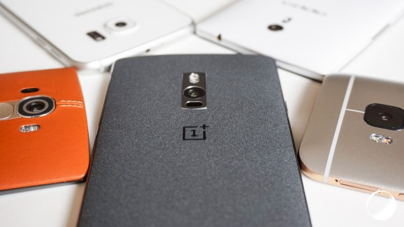 Performances : le OnePlus 2 face aux haut de gamme du moment