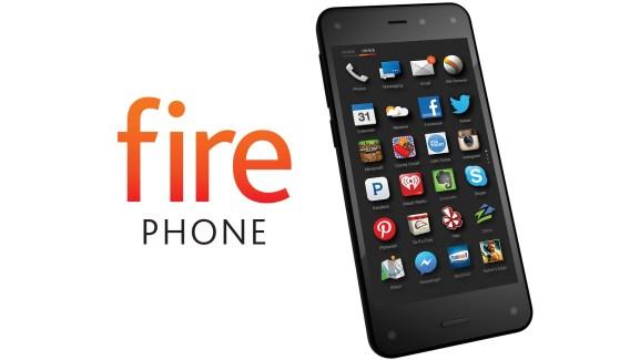 Après l'échec du Fire Phone, Amazon renoncerait aux smartphones