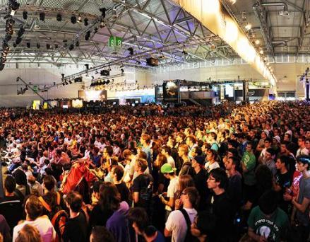 Gamescom 2015 : la réalité virtuelle à...