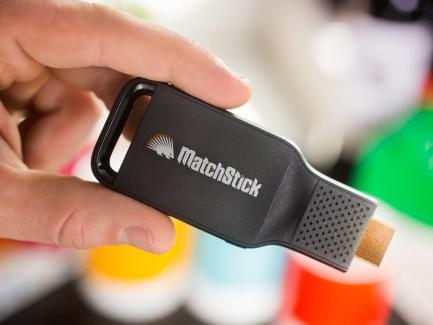 Matchstick : la clé HDMI de streaming sous Firefox OS ne verra jamais le jour