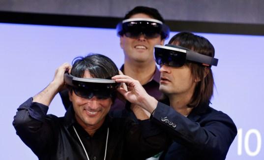 Les développeurs pourront tester les Microsoft HoloLens en 2016