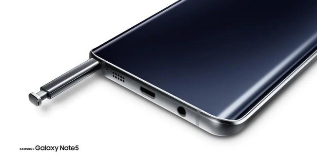 6 alternatives au Samsung Galaxy Note 5