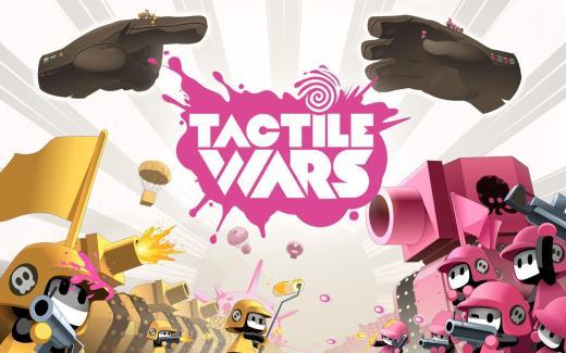 Tactile Wars n'y va pas de main morte sur la stratégie