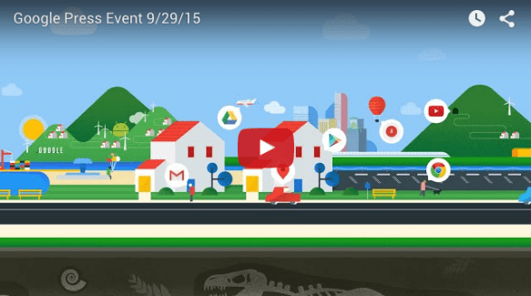 Google Nexus 5X, 6P, Marshmallow et les autres : le livestream est disponible
