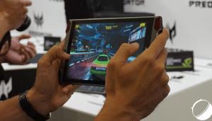 Prise en main de l'Acer Predator 8 : un Intel...