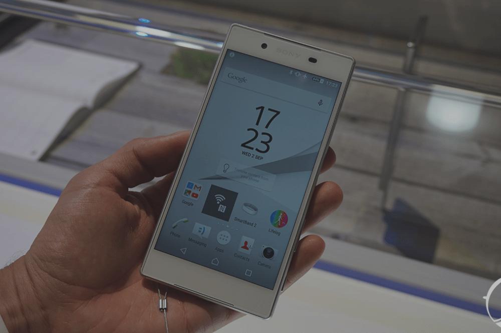 Prise en main du Sony Xperia Z5 : prêt à faire oublier son prédécesseur ?