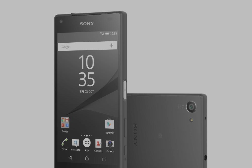 Sony Xperia Z5 Compact, sûrement le seul haut de gamme sous la barre des 5 pouces