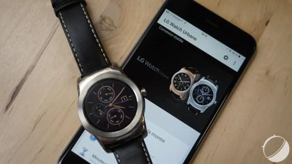 Vous devriez patienter avant de faire la dernière mise à jour de l'app Android Wear