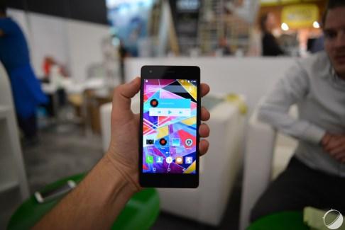Prise en main de l'Archos Diamond S, un smartphone qui risque de plaire